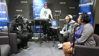 "Ab-Soul performs ""Terrorist Threats"" on #SwayInTheMorning's In-Studio Concert Series"