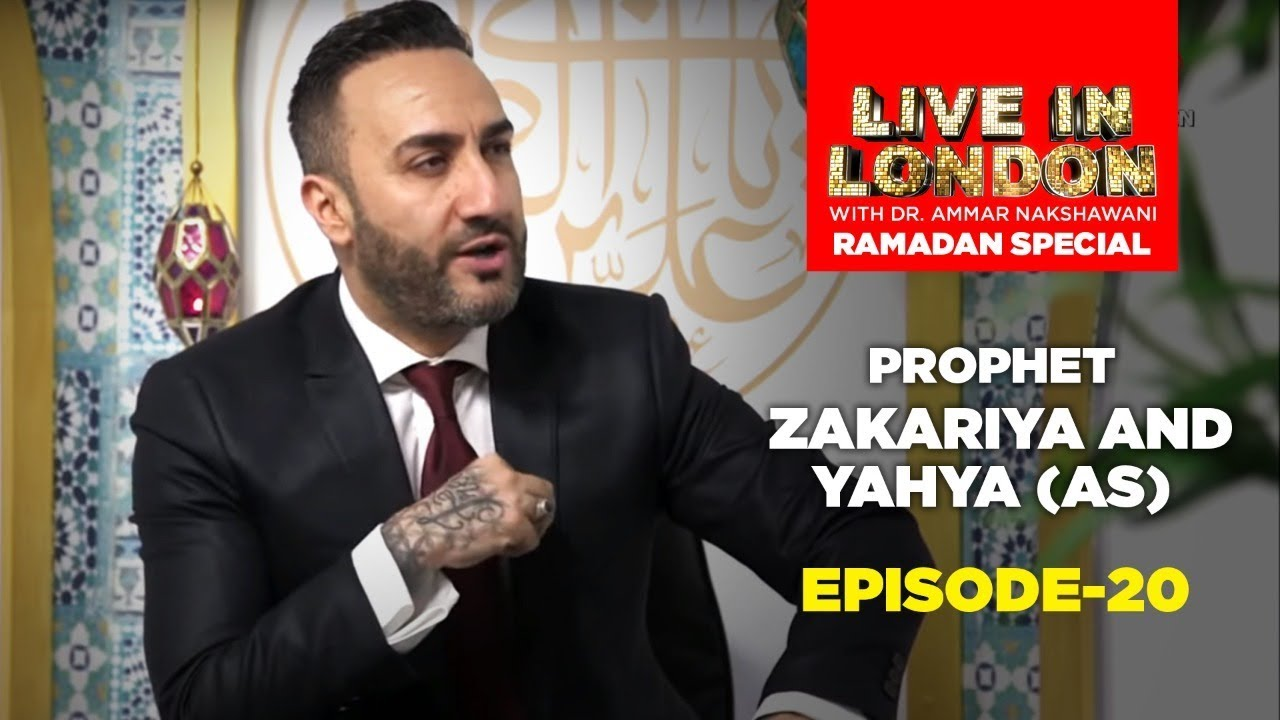 Prophet Zakariya and Yahya (as) | Episode 20