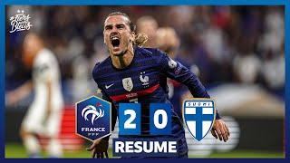 France 2-0 Finland Pekan 6