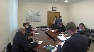 Засідання виконавчого комітету Світловодської міської ради, 23.04.2021