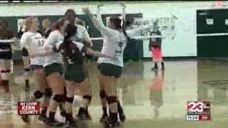 "Garces Volleyball Gets a ""Three-peat"""