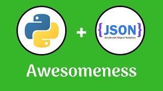 Handling JSON data with Python