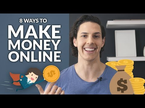 How To Make Money Online – 8 LEGIT Ways To Earn A Passive Income