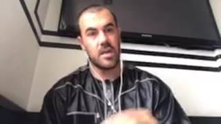 ناصر الزفزافي: يرد وبقوة على العياشة تفرجو Nasser Zafzafi
