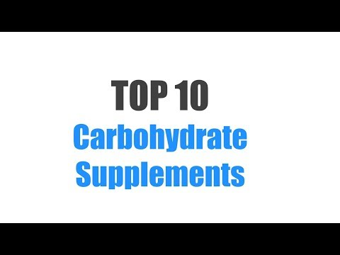 Best Carbohydrate Supplements - Top 10 Ranked