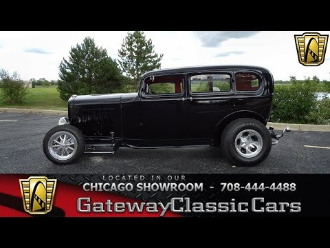 1932 Ford 4-Dr Sedan for Sale - CC-1018271