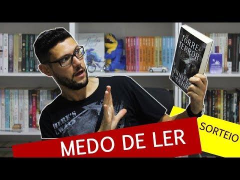 SORTEIO: A TORRE DO TERROR ? IRMÃOS LIVREIROS | @danyblu @irmaoslivreiro