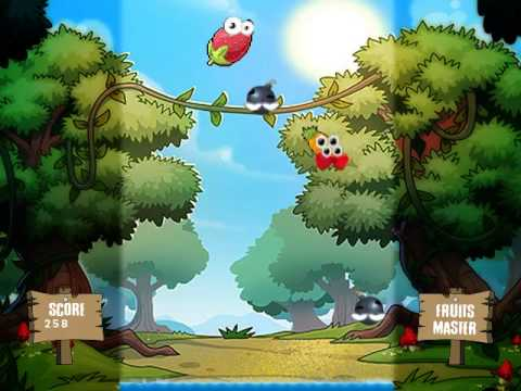 Video of Juego de Frutas