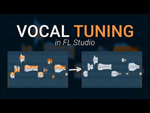 How To Tune Vocals in FL Studio -  Newtone Tutorial
