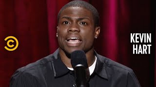 Kevin Hart Knows He Was a Dumb Kid