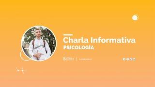 Charla Informativa Psicología