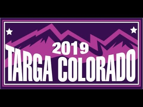 Targa Colorado 2019
