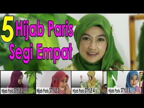 Video 5 Video Cara Memakai Jilbab Segi Empat Modern by #AWMCollection 229