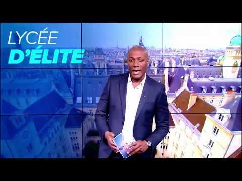 Reportage Sept à Huit : Louis-Le-Grand, un lycée d'élite