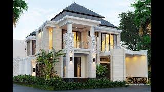 Video Desain Rumah Villa Bali 2 Lantai Bapak Hari di  Sanur, Bali