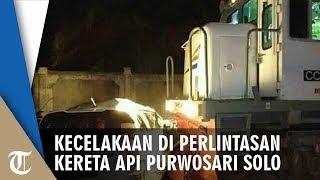 Update Kondisi Korban Kecelakaan Perlintasan Kereta Api Purwosari, Tak Ada Korban Jiwa