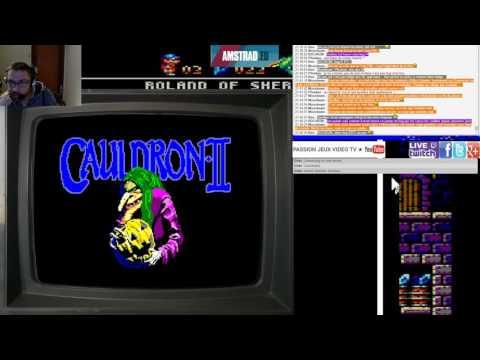 Cauldron II (la citrouille contre-attaque)