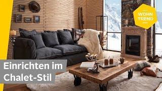 Einrichten Im Chalet Stil: Wohnzimmer Rustikal Einrichten | Roombeez U2014  Powered By OTTO
