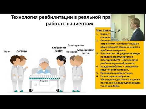 Шмонин А А  Систематический обзор российских исследований применения МКФ в реабилитации