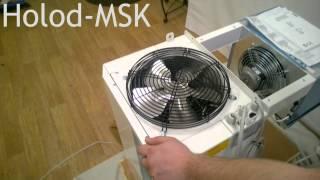 Видеообзор среднетемпературного холодильного моноблока Rivacold FAM