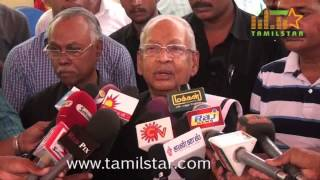 Last Respect To Jayakanthan