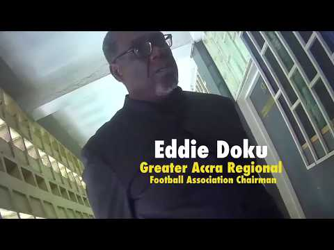Video: GFA Exco member Doku caught on camera receiving bribe