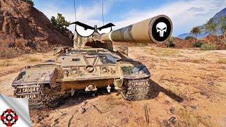 World Of Tanks - Funny Moments | MONSTER SHOTS! (WoT Ammo Rack, February 2019)