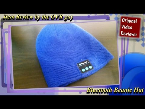 Item review – Bluetooth Beanie Hat