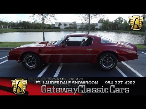 1976 Pontiac Firebird Trans Am for Sale - CC-1040617