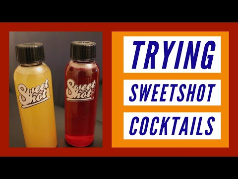 Product Review: SweetShot Cocktail Drink