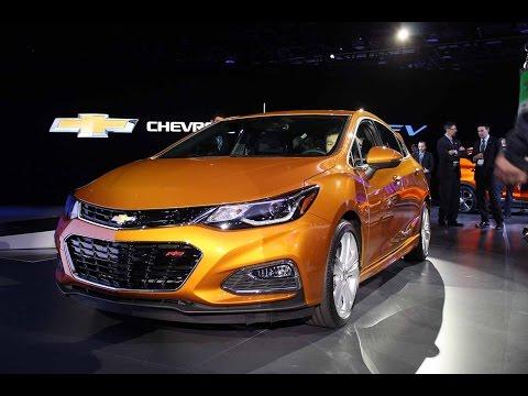 2017 Chevrolet Cruze Hatchback - 2016 Detroit Auto Show
