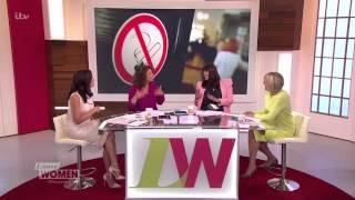 End To Staff Cigarette Breaks? | Loose Women