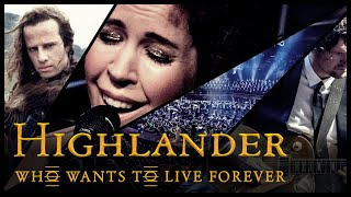 Highlander WHO WANTS TO LIVE FOREVER The Danish National Symphony Orchestra LIVE Video