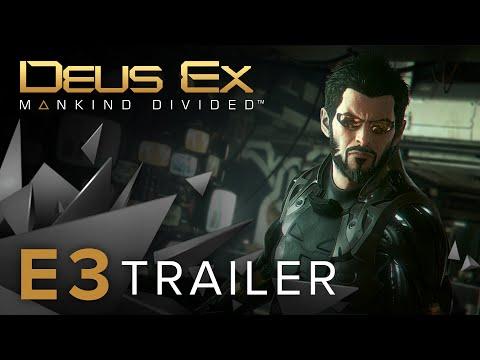Deus Ex: Mankind Divided – E3 2015 Trailer thumbnail