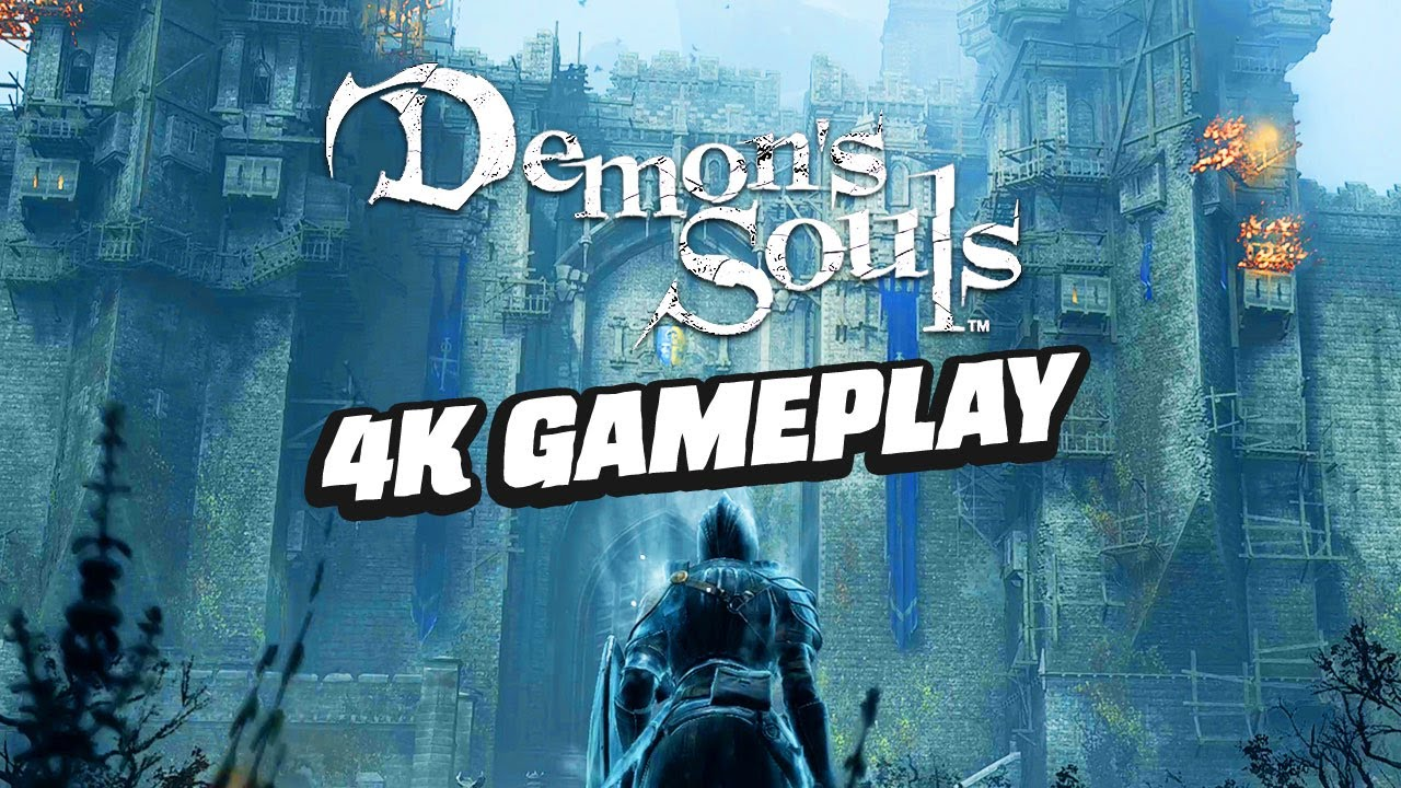 GameSpot公開了一段15分鐘長PS5平台首發遊戲《惡魔之魂 重製版》的實機試玩影像。 Maxresdefault