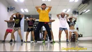  La La La - Naughty Boy Ft. Sam Smith, Girls Style Hiphop Ms. Puna, SaigonBellydance