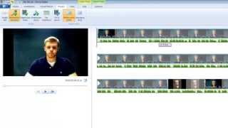 Windows Live Movie Maker video tutorial