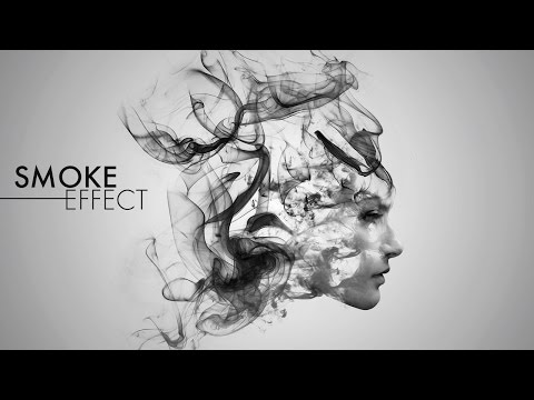Smoke Effect – Photoshop Tutorial