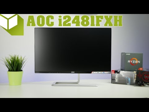 Günstiger Gaming Monitor? AOC i2481FXH 24 Zoll IPS