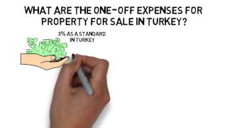 Typical Costs Of Property For Sale Turkey