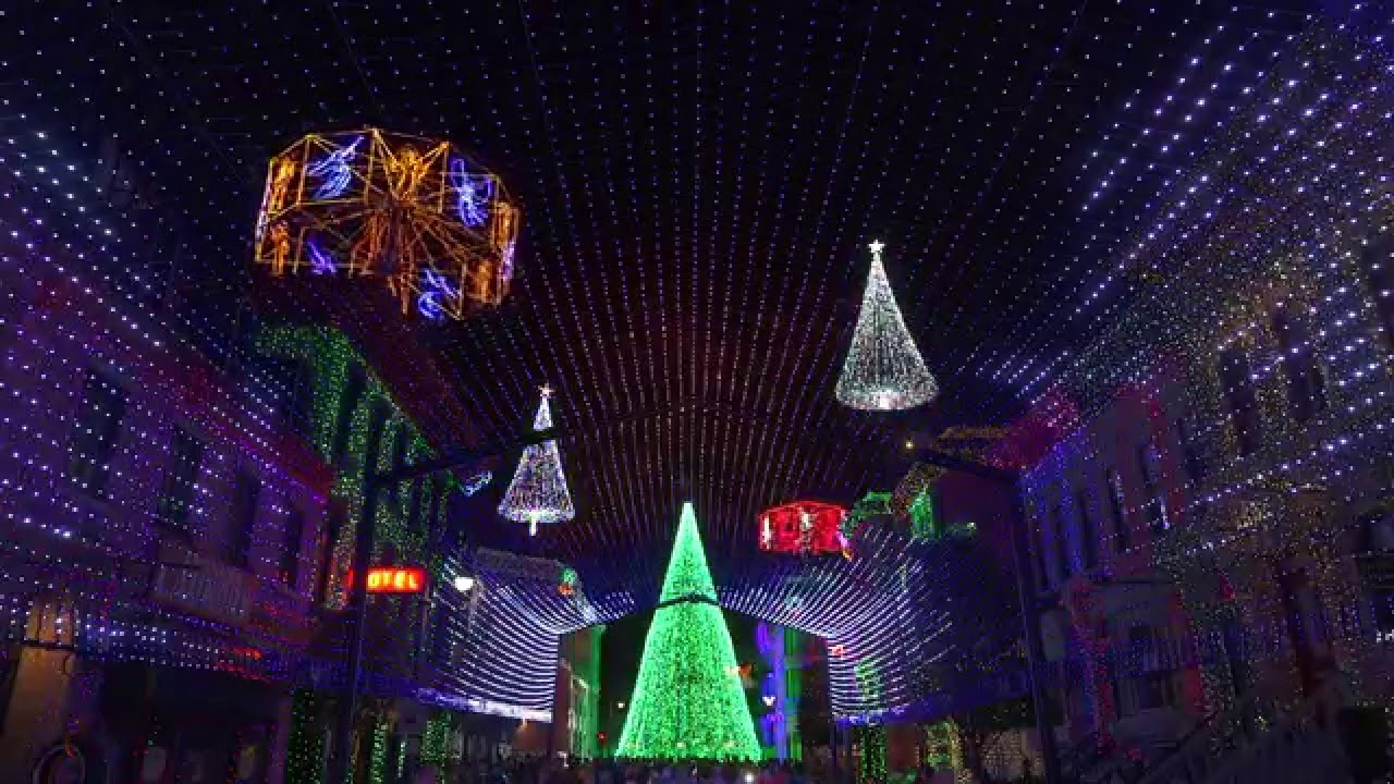 Osborne Family Spectacle of Dancing Lights - What's This?
