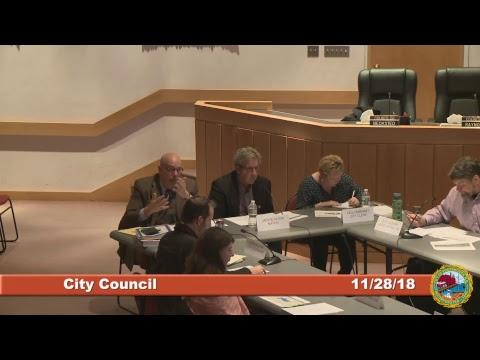 City Council 11.28.18