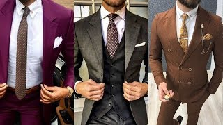 TOP 20+ MOST STYLISH SUITS FOR MEN 2020 | WEDDING, PARTY, CASUAL, BUSINESS SUITS COLLECTIONS 2020!