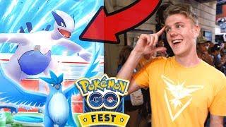 Download Youtube: WORLDS FIRST LEGENDARY POKEMON! (Pokemon Go)