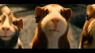 "G-FORCE (2009)  - ""THE GERBIL SONG""  STEPHEN LYNCH"