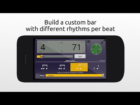 Video of Creative Rhythm Metronome Free