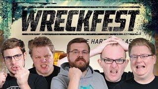 Wreckfest Headliner Tour 2018 - Live mit PietSmiet