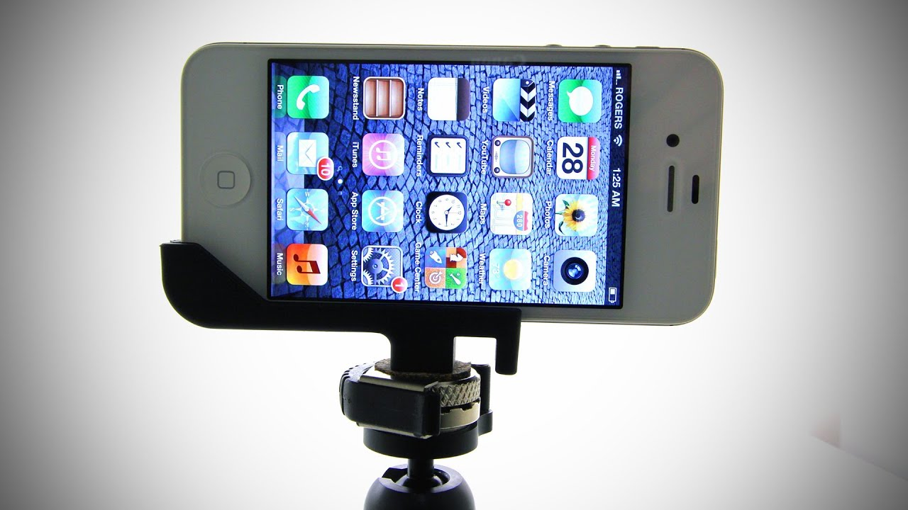 GLIF Tripod Mount & Stand for iPhone 4 / 4S Review thumbnail