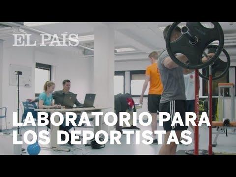 El laboratorio de los deportistas de élite