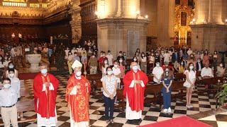 18-Junio: Confirmaciones 2021 en la Catedral